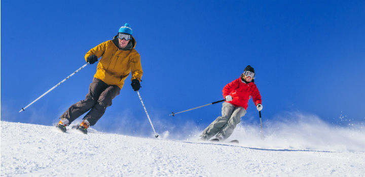 skiløb