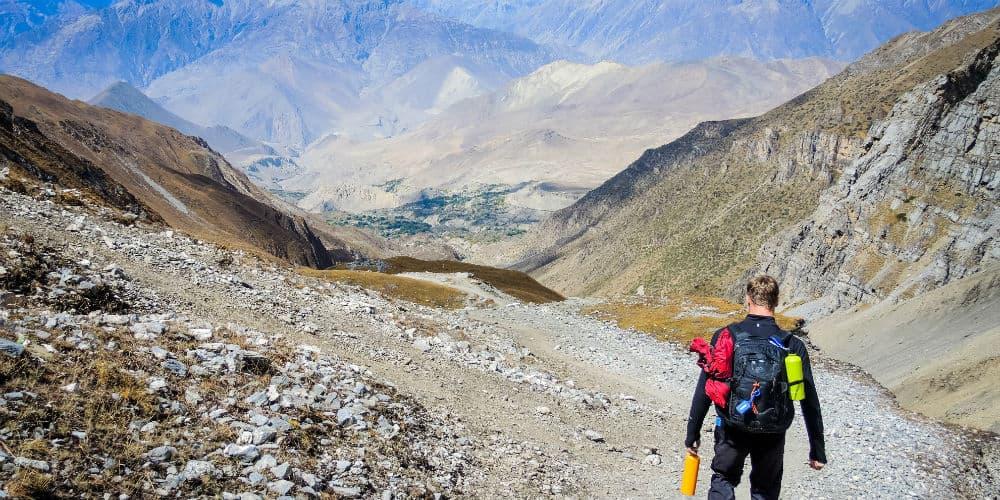 Derfor bør du trekke i Nepals bjerglandskab